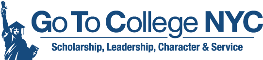Go To College NYC Logo
